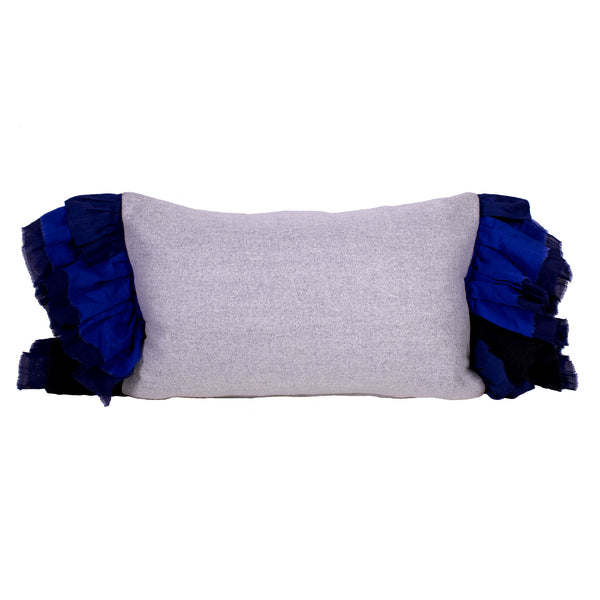 Nefertiti Cushion in Royal Blue