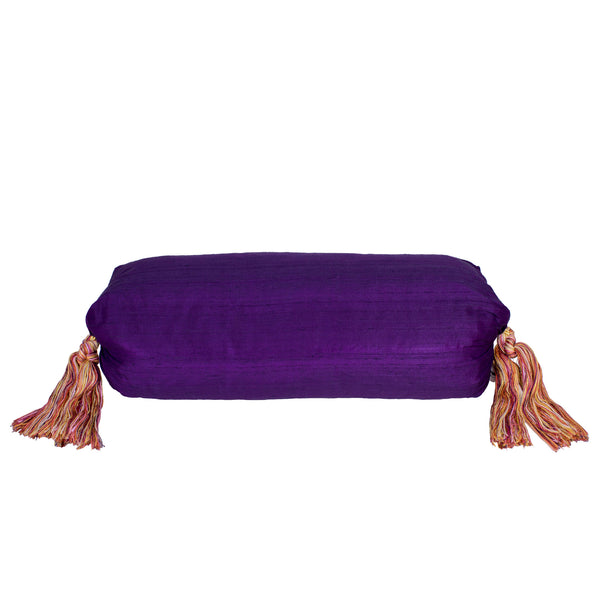 Obelisk Cushion in Magenta