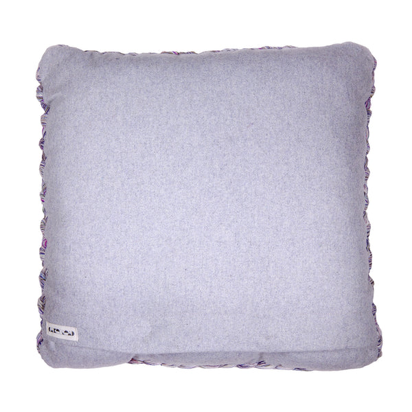 Large Scale Wale Cushion (Small) - Moonshine