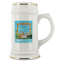 Believing In Trump Zoo Beer Stein - BelieveInMeBelieveInYou