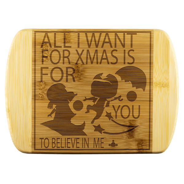 All I Want For Xmas Is For You To Believe In Me - BelieveInMeBelieveInYou