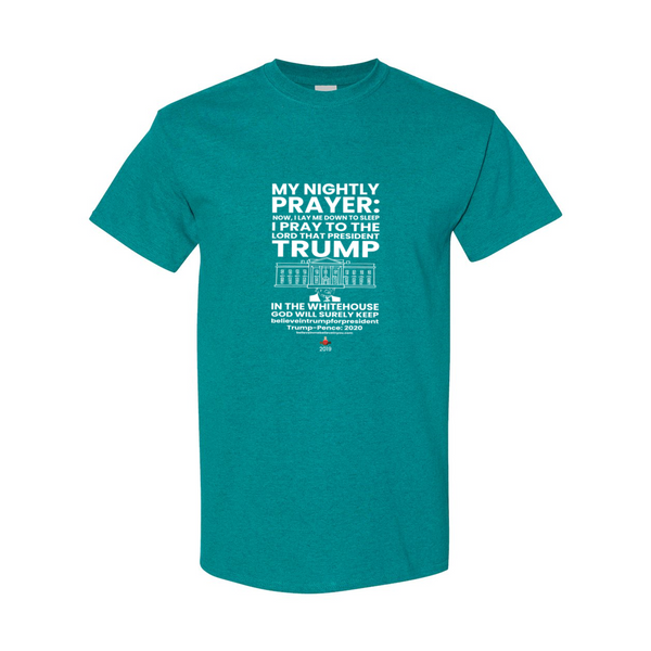 My Nightly Trump Prayer T-Shirt