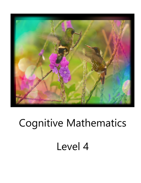 Cognitive Math Level 4