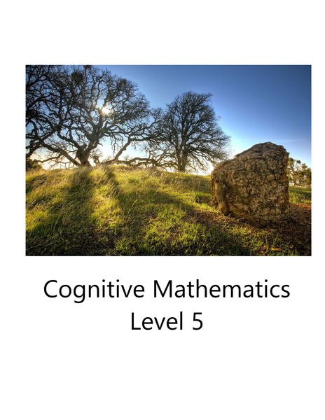 Cognitive Math Level 5