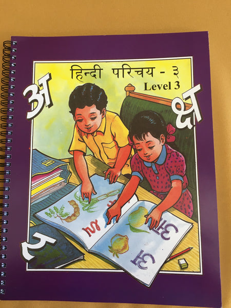 Hindi book Level 3