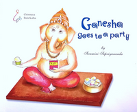 Ganesha goes to a party