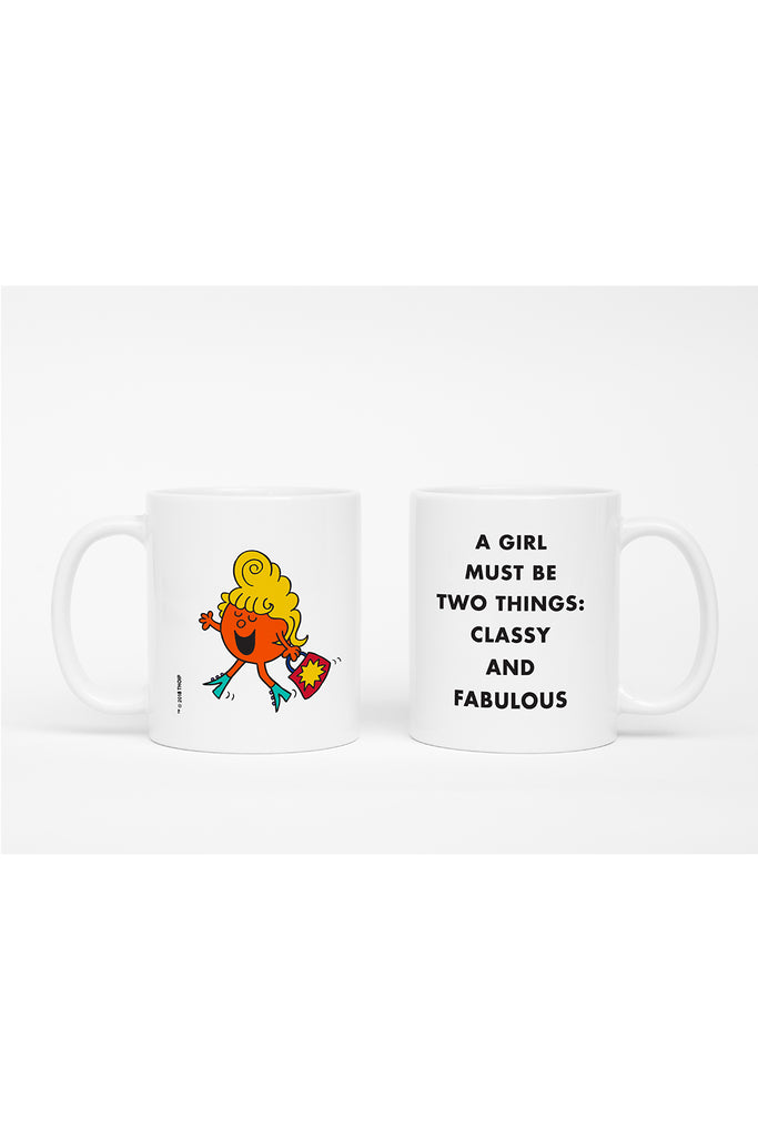 LITTLE MISS FABULOUS MUG