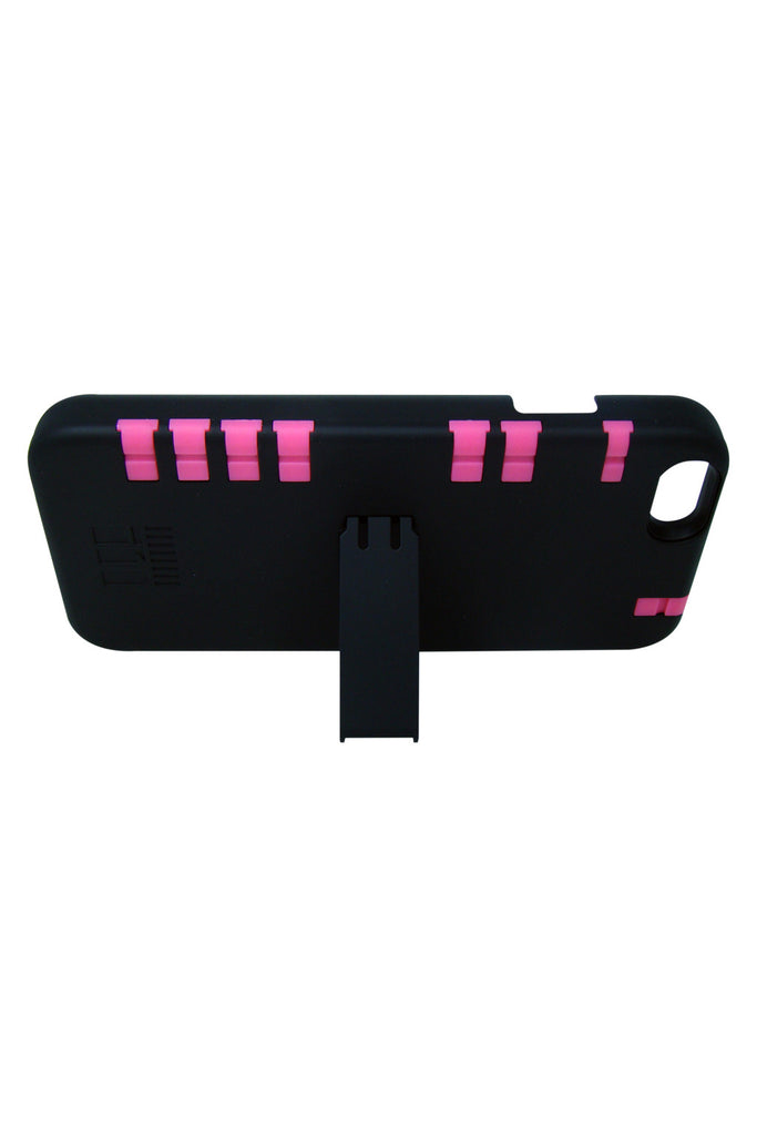 BLACK IPHONE 6/6S CASE WITH PINK TOOLS