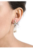 CRYSTAL GIRL EARRINGS