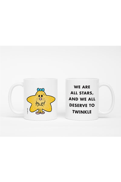 LITTLE MISS SPARKLE MUG