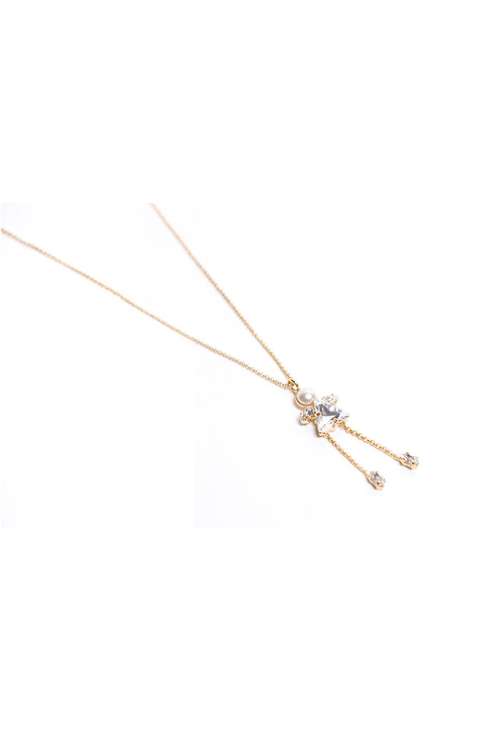 CRYSTAL GIRL NECKLACE