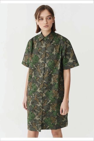 MR. MEN CAMO SHIRT