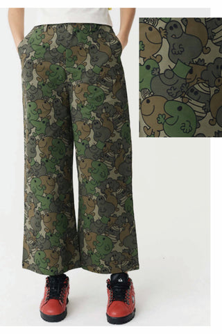MR. MEN CAMO WORK PANTS
