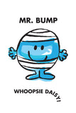 MR. BUMP LIMITED EDITION ART PRINT