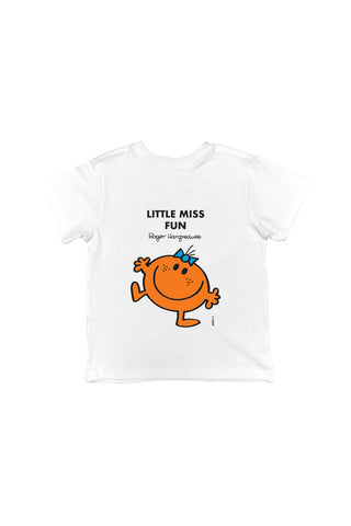 LITTLE MISS FUN PERSONALISED CHILDREN'S T-SHIRTS