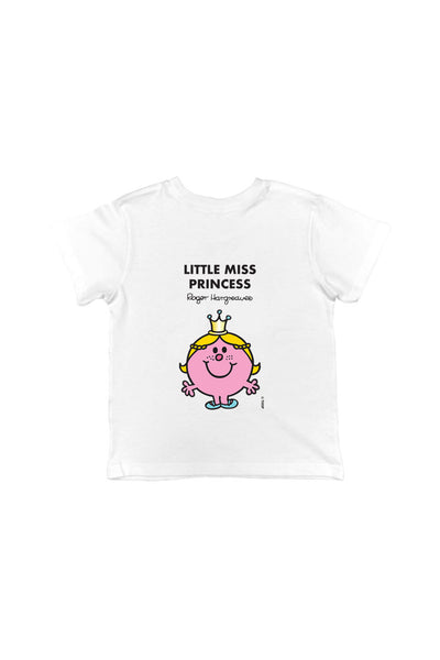 LITTLE MISS PRINCESS PERSONALISED CHILDREN