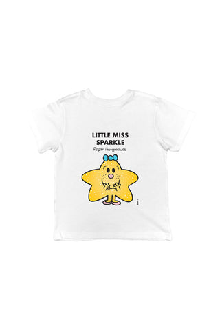 LITTLE MISS SPARKLE PERSONALISED CHILDREN'S T-SHIRT