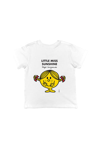 LITTLE MISS SUNSHINE PERSONALISED CHILDREN'S T-SHIRT