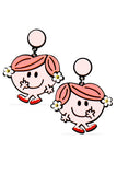 LITTLE MISS HUG EARRINGS