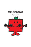 MR. STRONG GREETING CARD