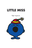 LITTLE MISS BOSSY PERSONALISED ART PRINT
