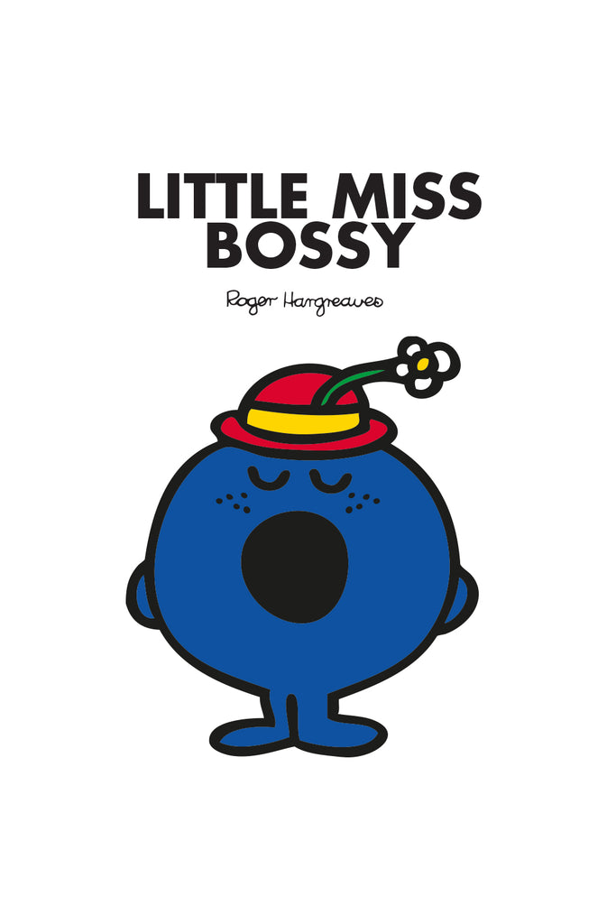 LITTLE MISS BOSSY PERSONALISED IMPACT PHONE CASE BY CASETIFY