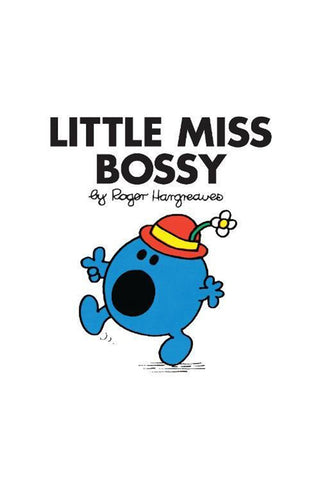 LITTLE MISS BOSSY BOOK