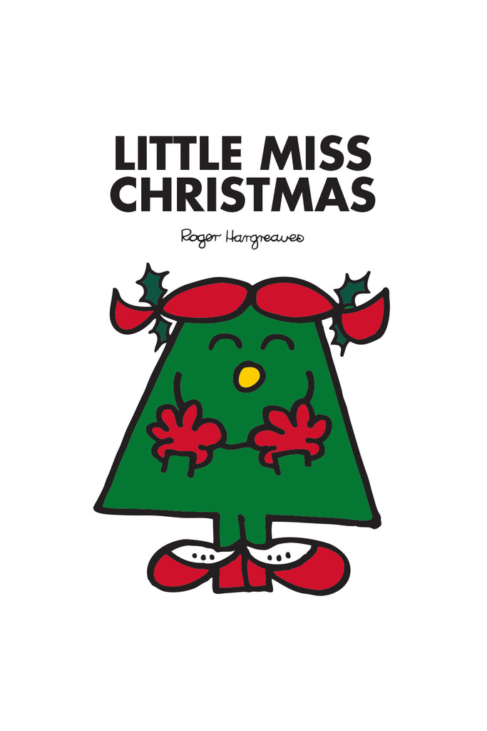 LITTLE MISS CHRISTMAS PERSONALISED IMPACT PHONE CASE BY CASETIFY