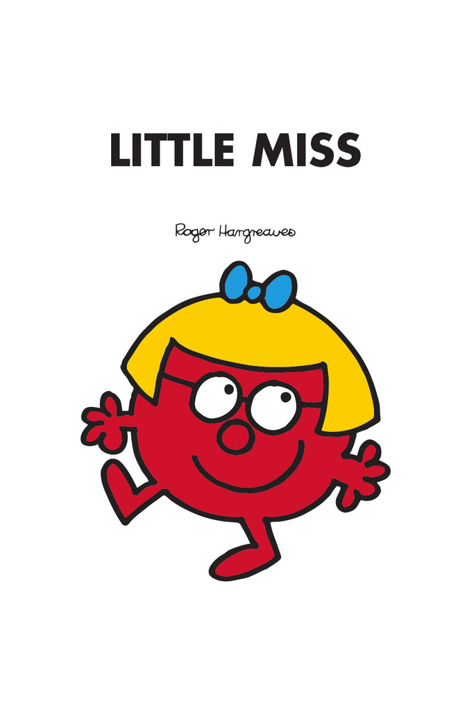 LITTLE MISS CONTRARY PERSONALISED MUG