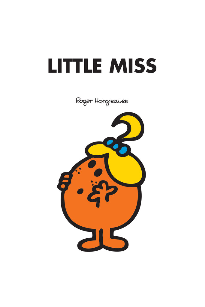 LITTLE MISS CURIOUS PERSONALISED MUG