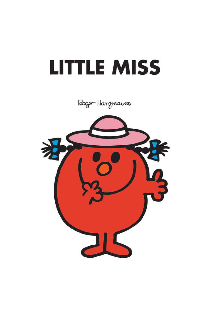 LITTLE MISS FICKLE PERSONALISED MUG