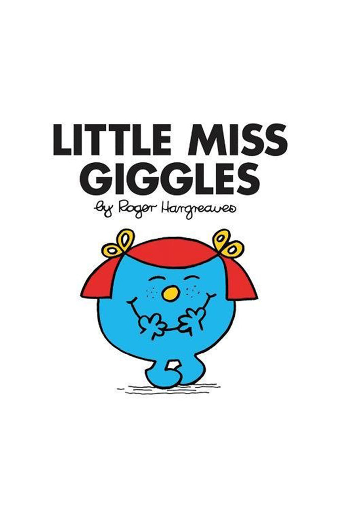 LITTLE MISS GIGGLES BOOK