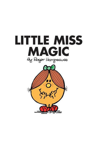LITTLE MISS MAGIC BOOK