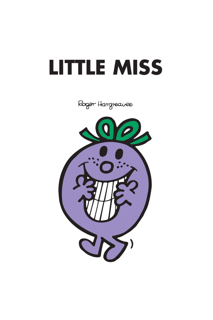 LITTLE MISS NAUGHTY PERSONALISED ART PRINT