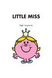 LITTLE MISS PRINCESS PERSONALISED CHILDREN'S T-SHIRT