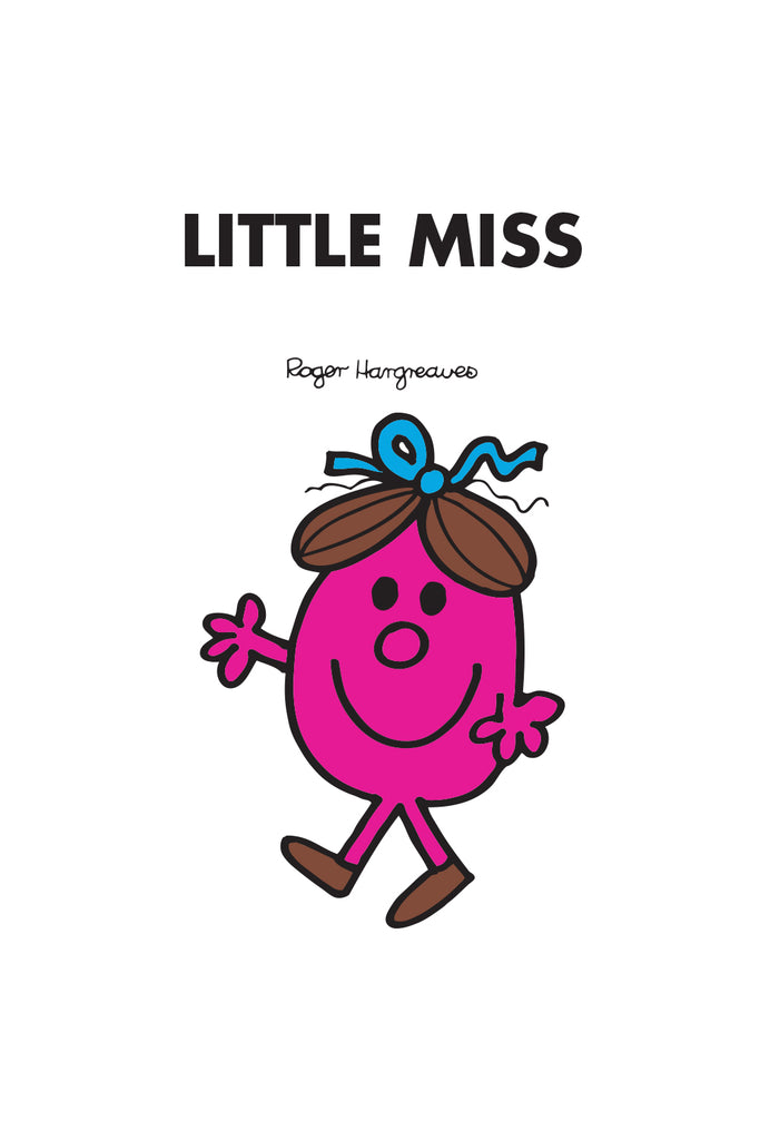 LITTLE MISS QUICK PERSONALISED MUG