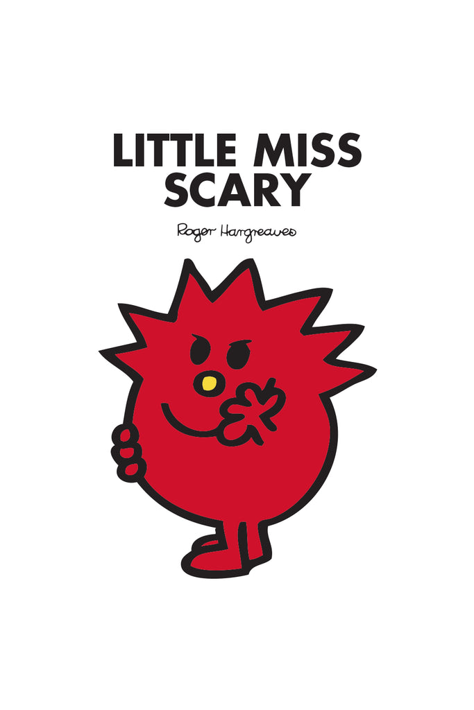 LITTLE MISS SCARY PERSONALISED IMPACT PHONE CASE BY CASETIFY
