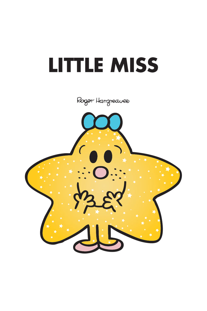 LITTLE MISS SPARKLE PERSONALISED MUG