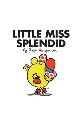 LITTLE MISS SPLENDID BOOK
