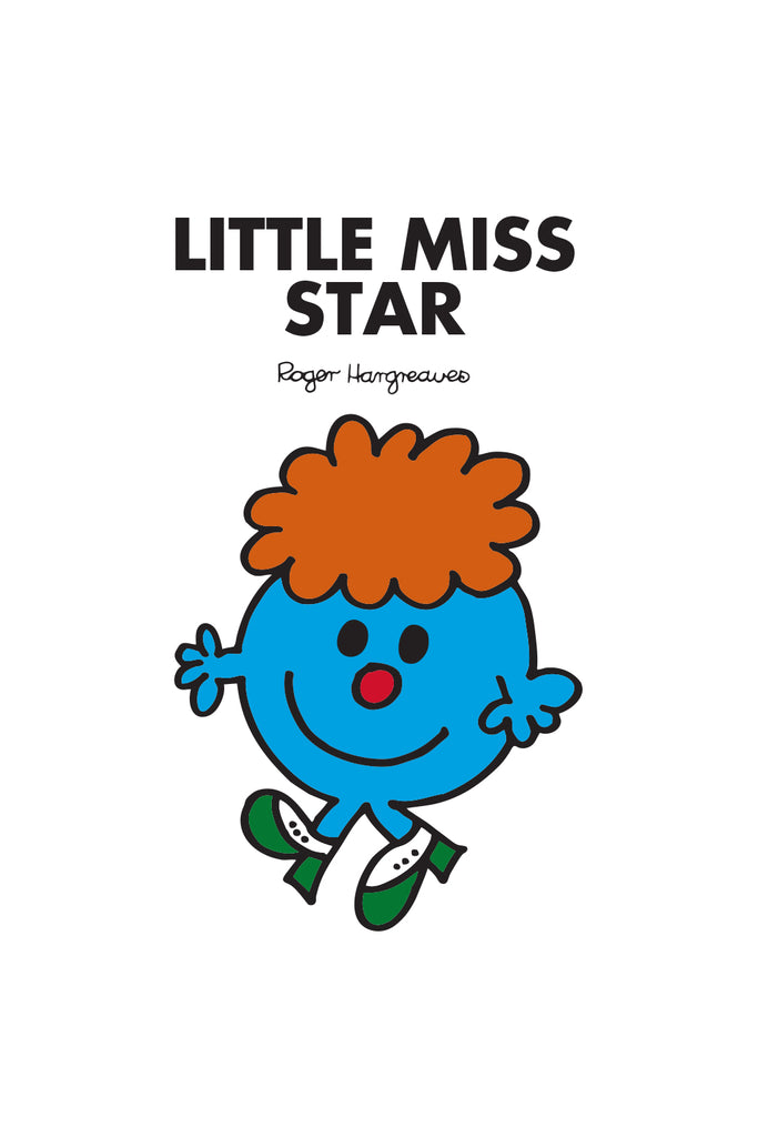 LITTLE MISS STAR PERSONALISED MUG