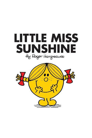 LITTLE MISS SUNSHINE BOOK
