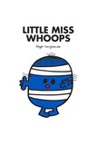 LITTLE MISS WHOOPS PERSONALISED MUG