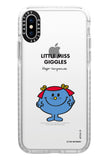 LITTLE MISS GIGGLES PERSONALISED IMPACT PHONE CASE BY CASETIFY