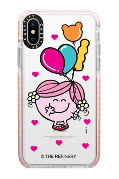 LITTLE MISS HUG IPHONE CASES BY CASETIFY (XS / XS MAX / XR)