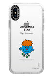 LITTLE MISS STAR PERSONALISED IMPACT PHONE CASE BY CASETIFY