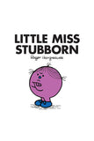 LITTLE MISS STUBBORN BOOK