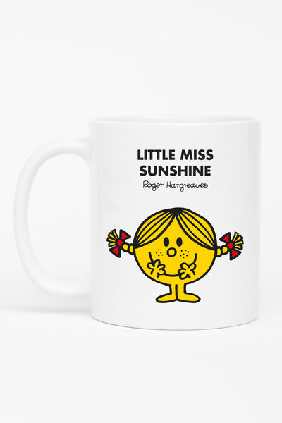 LITTLE MISS SUNSHINE PERSONALISED MUG
