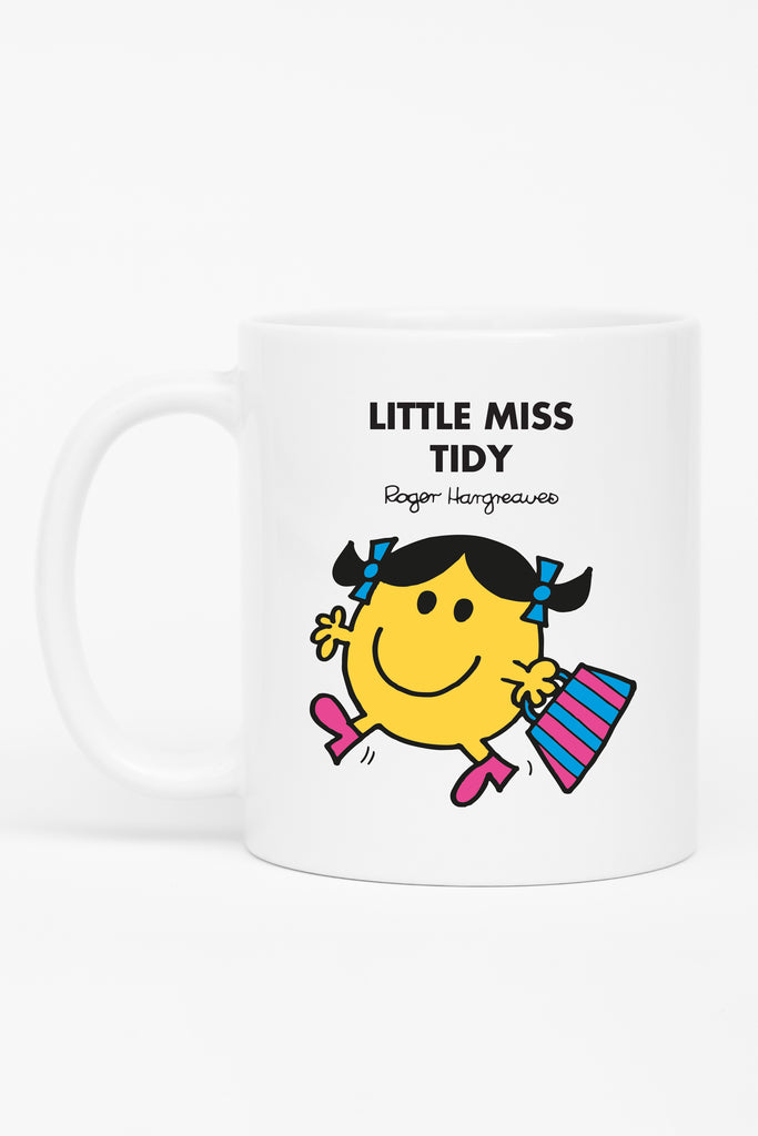 LITTLE MISS TIDY PERSONALISED MUG