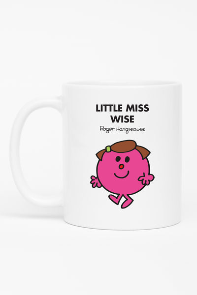 LITTLE MISS WISE PERSONALISED MUG