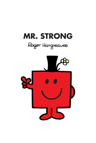 MR. STRONG PERSONALISED WEDDING ART PRINT